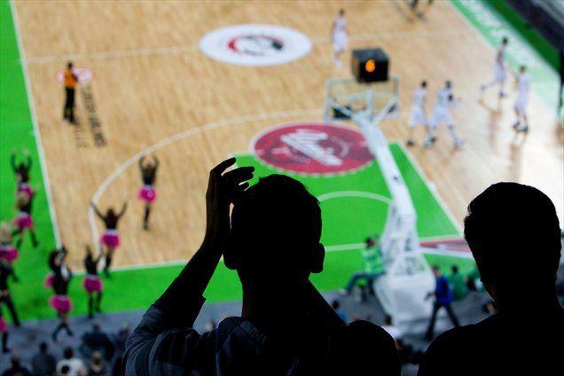 Bomo v tej sezoni le spremljali tekme Olimpije v evroligi?