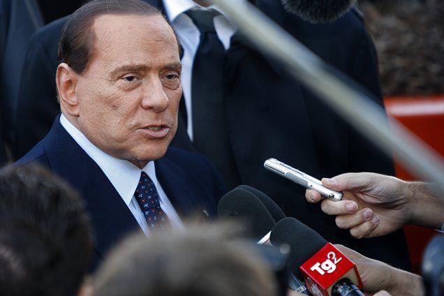 Nekdanji italijanski premier Silvio Berlusconi je naznanil, da si bo njegova stranka nadela novo staro ime.