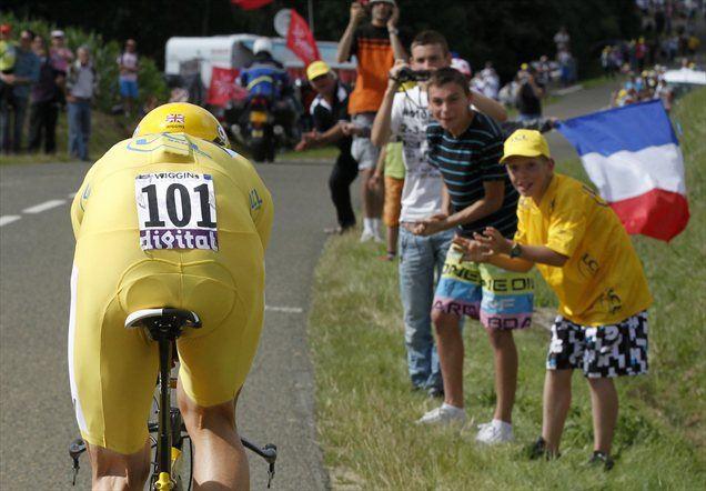 Bradley Wiggins bo prvič v karieri zmagal na Touru.