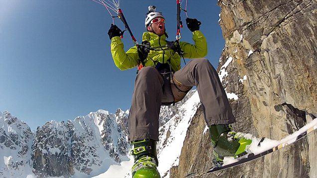 Anže Čokl: Aurora Polaris je dokumentarni film o edinstvenih avanturah v skritih kotičkih Aljaske.