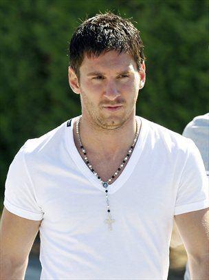 Lionel Messi se je mudil v Hercegovini.