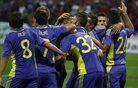 Dinamo se je rešil, Maribor gladko