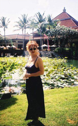 'Z Almo Karlin sva se 'srečevali' na istih krajih, saj sem nehote obiskovala iste kraje kot ona.'
