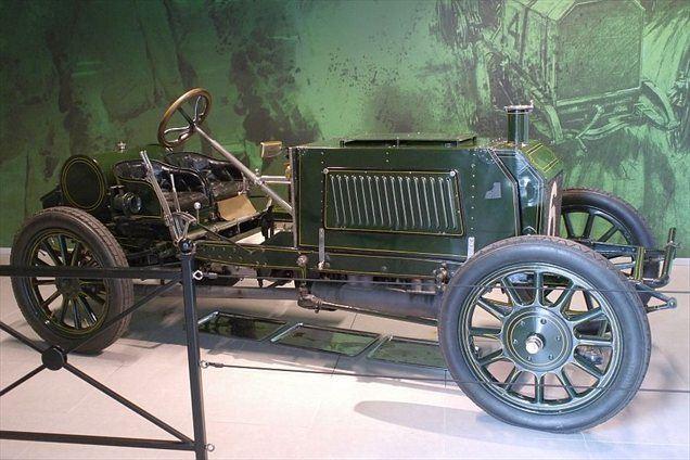 Avtomobil se je po dirkalni karieri izgubil v nekem ameriškem skednju, kjer ga je leta 1950 odkril zbiralec George Waterman.