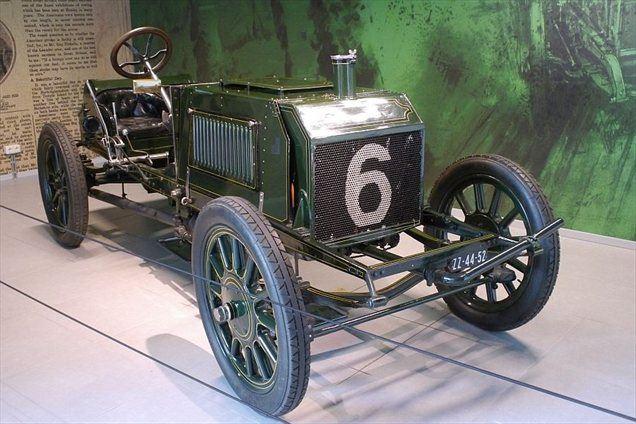 Mayhewov napier si danes lahko ogledamo v zbirki Louwmanovega avtomobilskega muzeja v Haagu.