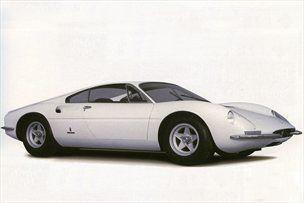 En ferrari 365 P speciale je odšel v Ameriko, drugi pa v Torino.