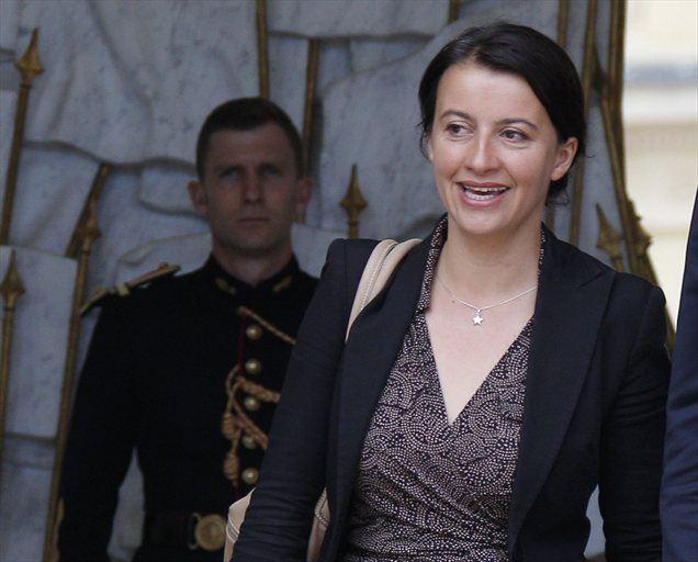 Ministrica Cecile Duflot.