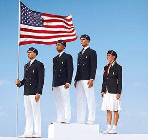 'Ameriška reprezentanca izžareva ponos, moč in željo po uspehu ...'