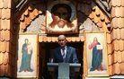 Janša: Kapelica je simbol prijateljstva, ki povezuje slovenski in ruski narod