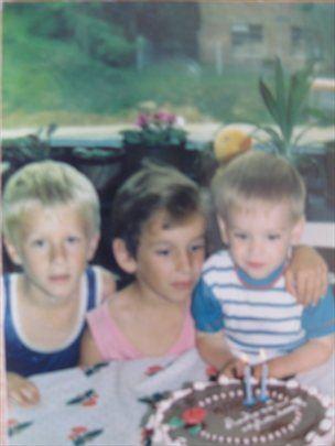 Prijatelj Luka, Markov brat Uroš in Marko