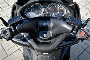 Uporabnost na ravni velikih potovalnih motociklov