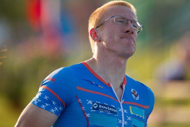 Eden najboljših slovenskih atletov vseh časov Matic Osovnikar je tudi zelo uspešen študent.