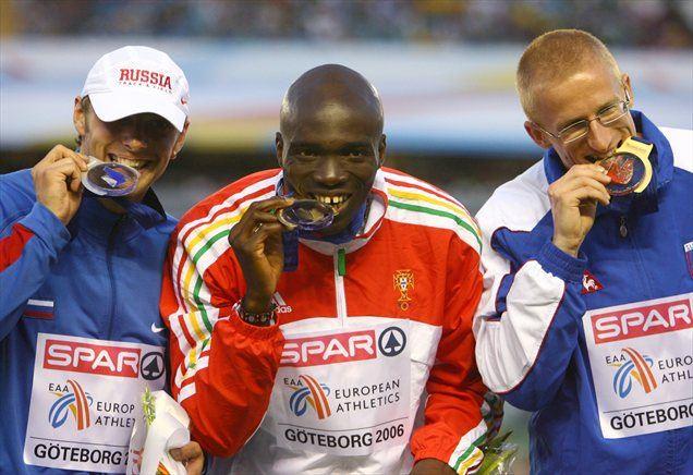 Na evropskem prvenstvu je na evropskem prvenstvu v Göteborgu osvojil bronasto medaljo.