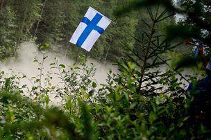 Na Finskem je reli doma!