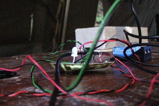 Cirkulacija 2 je kot del projekta Platforma za totalno umetnost letos že petič na Sajeti organizirala tehnološko delavnico.