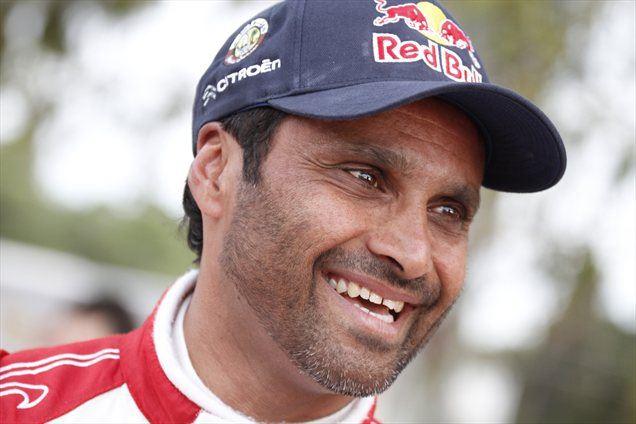 Nasser Al-Attiyah je eden najbolj raznovrstnih športnikov.
