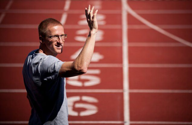 Po letih in letih treninga se je odločil, da atletiki pomaha v slovo.