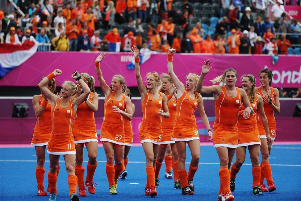 Aktualne olimpijske prvakinje Nizozemke v polfinalu proti Novozelandkam.