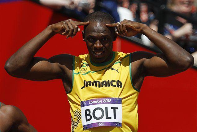Usain Bolt bo v vrhuncu dneva, finalu šprinta na 100 metrov, lovil četrto zlato olimpijsko medaljo.