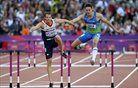 Brent LaRue, 400 m ovire, 13. mesto