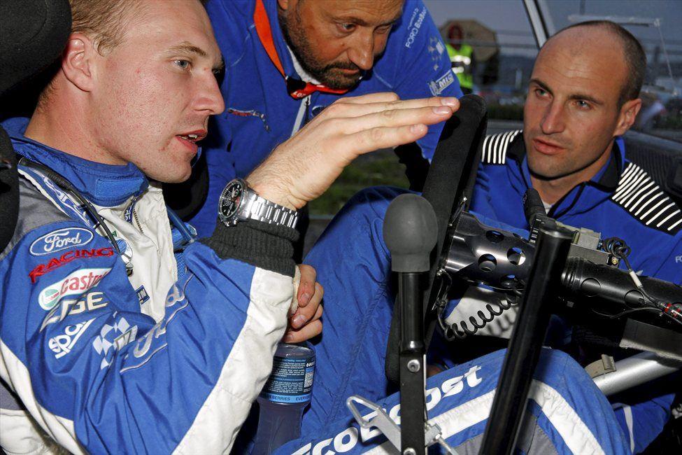 Jari-Matti Latvala je vse bolj frustiran. Zmagati mu ni uspelo niti na domači dirki.