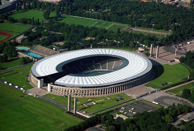 Olimpijski stadion v Berlinu
