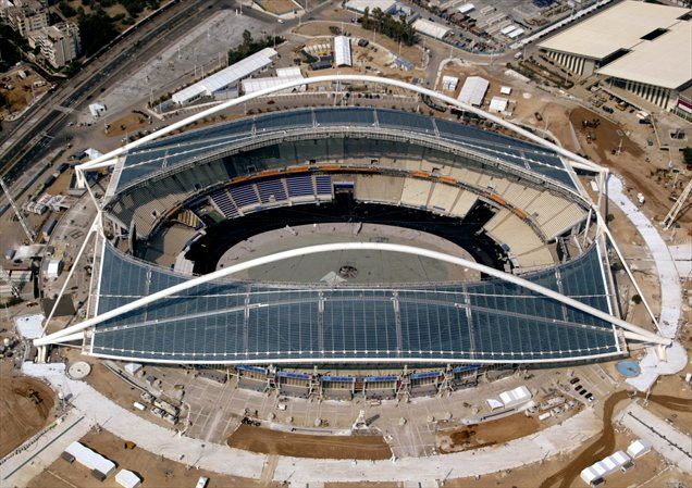 Olimpijski stadion v Atenah
