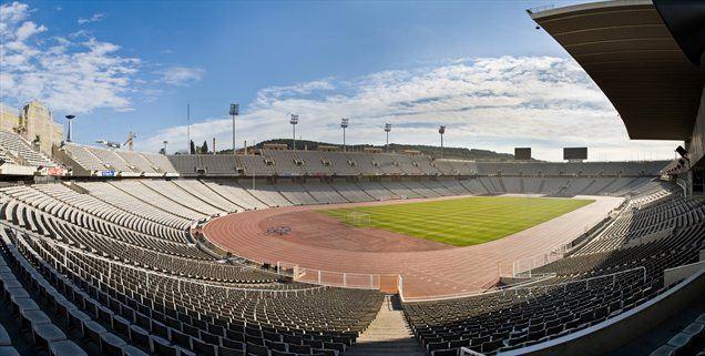 Estadi Olimpic De Montjuïc, Barcelona