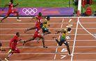 Kozmus do srebra, Bolt šprinterski kralj z 9,63!