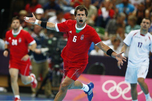 Tamas Mocsai je bil z 9 goli kjlučni mož madžarske ekipe za napredovanje v četrtfinale.