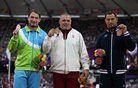 Olimpijsko srebro tudi uradno v Kozmusovi lasti