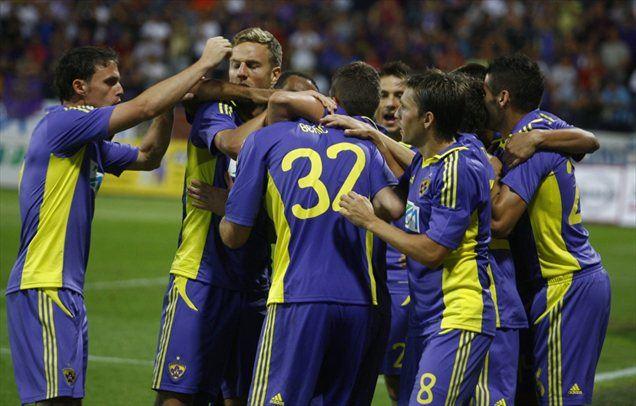 Nogometaši Maribora si lahko v sredo zagotovijo izdatno finančno nagrado.