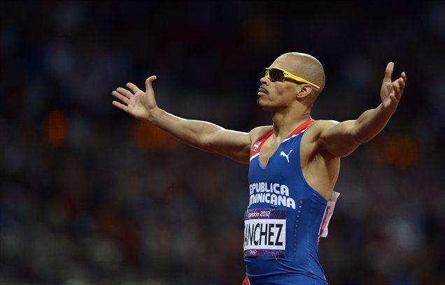 Nekoč nepremagljivi Felix Sanchez je po osmih letih spet prišel do zlate olimpijske medalje.