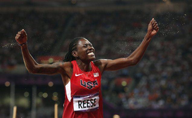 Američanka Brittney Reese je prišla do olimpijskega naslova.