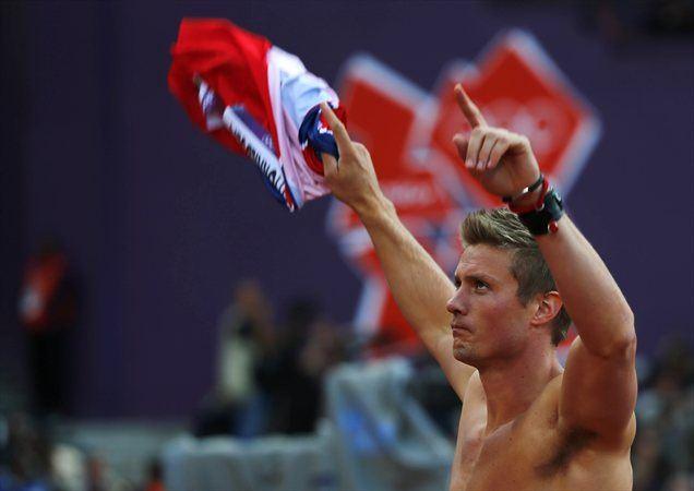 Branilec naslova, Norvežan Andreas Thorkildsen, ni imel težav s prebojem v finale.