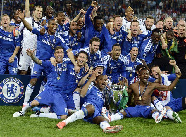 Evropski naslov branijo nogometaši Chelseaja.