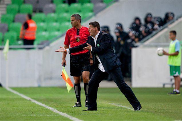 Ermin Šiljak je bil zadovoljen s tekmo. Po njegovem so manjkali le zadetki, Olimpiji pa dve točki.