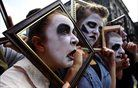 Predstava 'Oedipus  - The Hour' na Edinburškem festivalu. Foto: Reuters