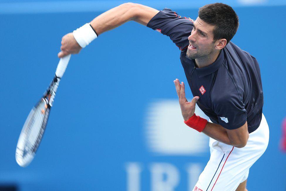 Novak Đoković je v nedeljo dobil masters v Torontu, ta teden igra v Cincinattiju.