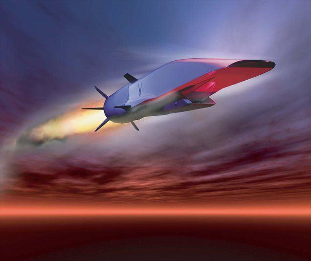 Model letala imenovan X-51A Waverider potuje kar s šestkratno hitrostjo zvoka oziroma okoli 5800 kilometrov na uro, pot iz New Yorka v Los Angeles pa bi lahko opravil v 46 minutah.