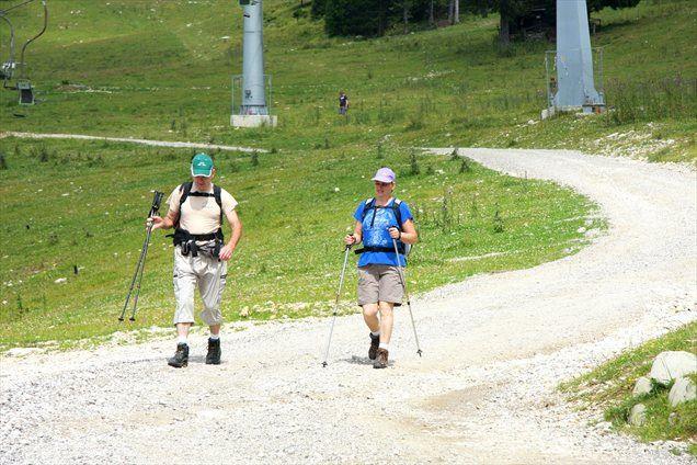 Devet pohodnikov se bo tako odpravilo iz koče Premuda v dolini Glinščice, ki je najnižja planinska koča v Evropi.