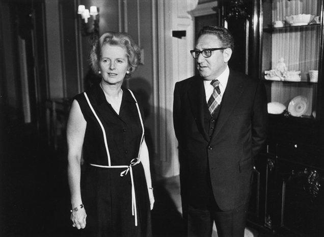 Margaret v ikoničnem oblačilu