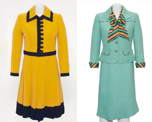 Dve izmed slavnih oblek
