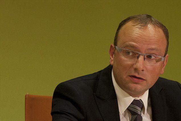 Gospodarski minister Radovan Žerjav