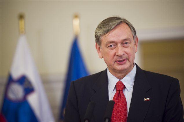 Predsednik republike Danilo Türk