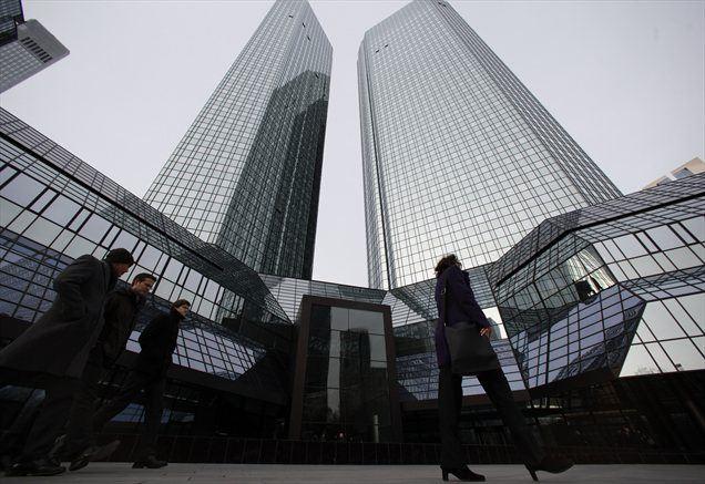 Ameriške oblasti preiskujejo, ali so Deutsche Bank in druge svetovne finančne ustanove za Iran in druge države, zoper katere je Zahod sprožil sankcije, izvedle na milijarde dolarjev transakcij.