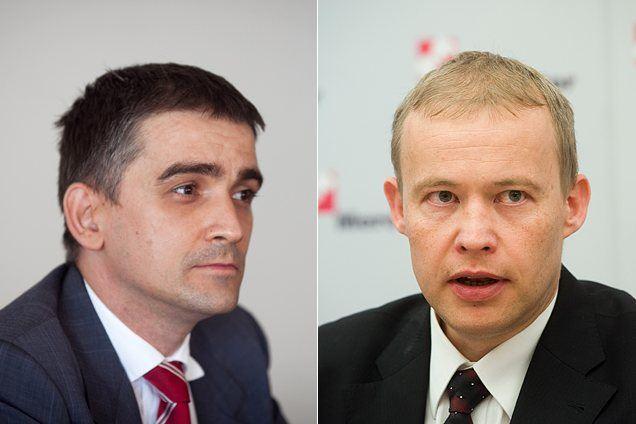 Bernard Brščič in Matej Lahovnik