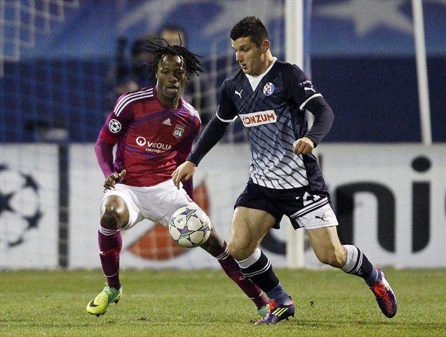 <b>Napad:</b> Maribor 0,5 : Dinamo 0;5