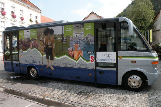 Občina Kamnik ter Zavod za turizem in šport skupaj s podjetjem Kam-Bus uvajata nov mestno-turistični avtobus.