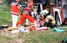 Med žrtvami balonarske nesreče tričlanska družina
